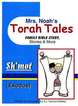 Picture of Sh'mot (Exodus) Family Bible Study, Stories & More