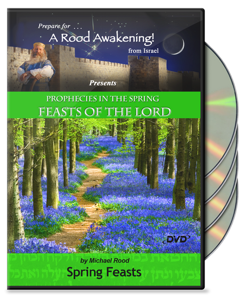 Prophecies in the SPRING Feasts of the LORD