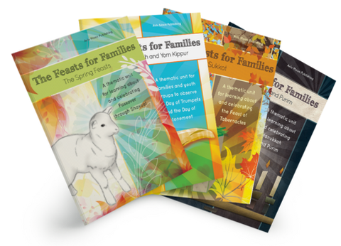 Picture of Feasts for Families Series Bundle!