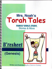 B'resheet (Genesis) Family Bible Study, Stories & More