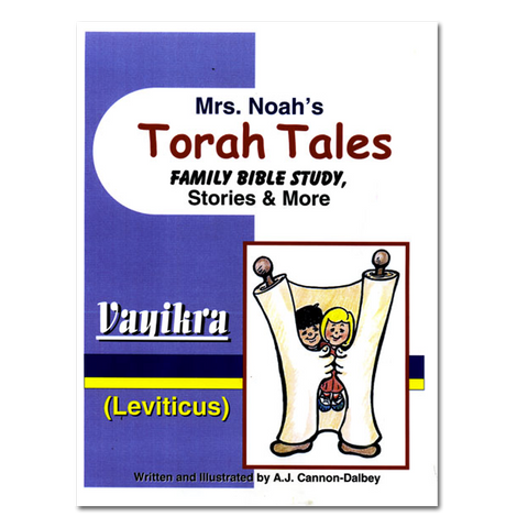 Picture of Vayikra (Leviticus) Family Bible Study, Stories & More
