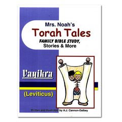 Vayikra (Leviticus) Family Bible Study, Stories & More