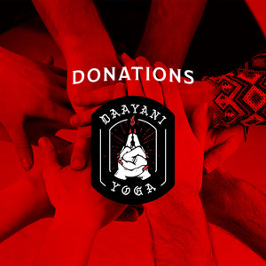 Donate To Daayani Yoga