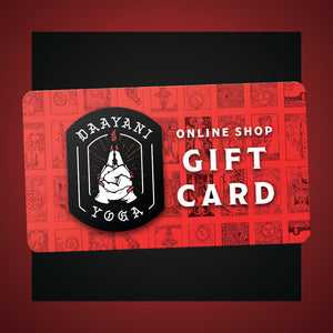 Daayani Yoga Online Shop Gift Card