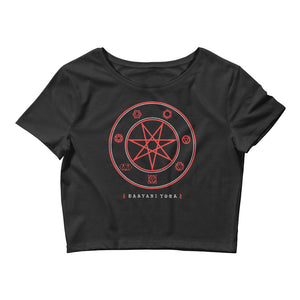 Heptagram Original Crop Top