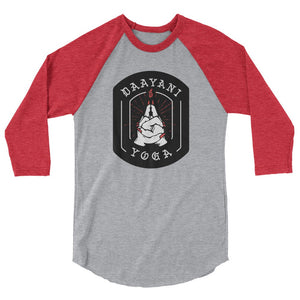 Logo Raglan (Red/Gray)