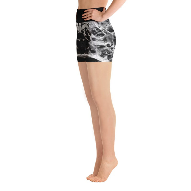 Scalding Yoga Shorts