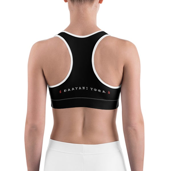 Build the Fire Sports Bra