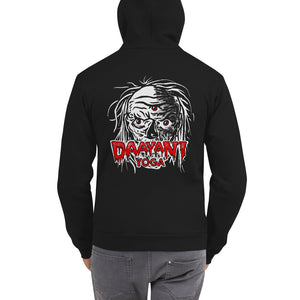Tales of Horror Zip-Up Hoodie