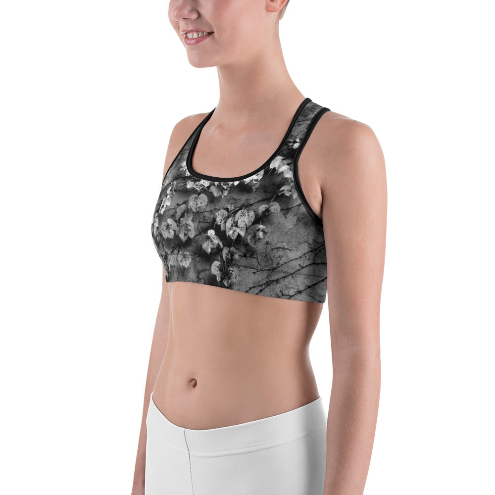 Mournful Meeting Sports Bra