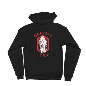 Ghost Flash Zip-Up Hoodie