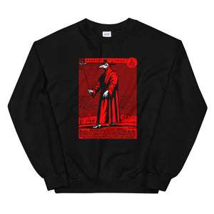 Plague Doctor Crewneck