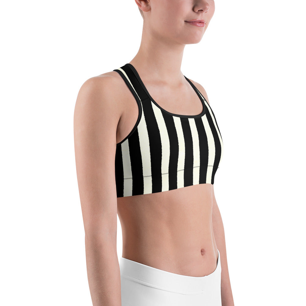 Bio-Exorcist Sports Bra