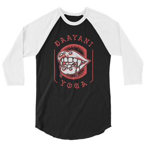 Fangs Flash Raglan