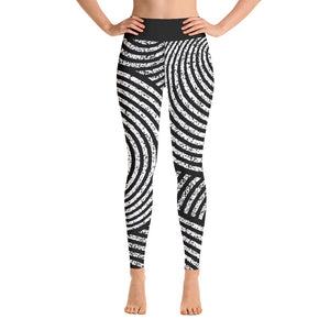 Strange Dimension Yoga Pants