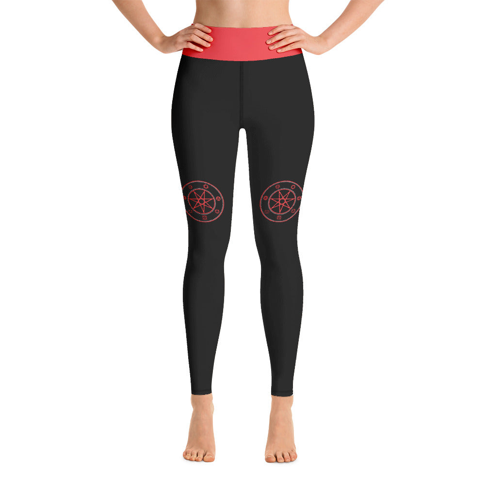 Heptagram Yoga Pants