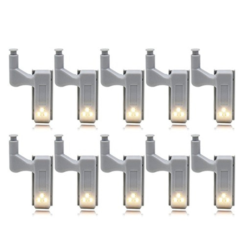 Smart LED Hinge Light