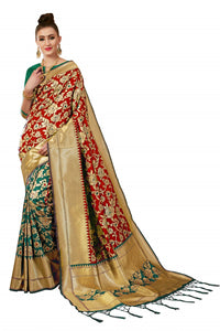 Best Selling Banarasi Silk Saree For Women