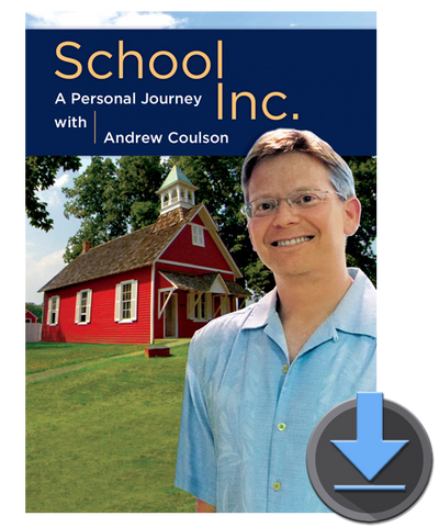 School Inc. - A Personal Journey with Andrew Coulson - Digital HD