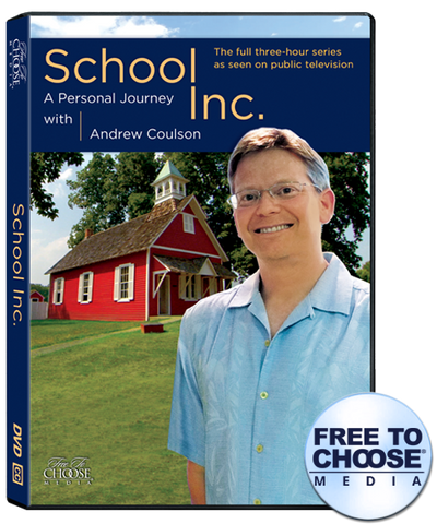 School Inc. - A Personal Journey with Andrew Coulson