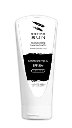OCHRE SUN SPF 50+ SUNSCREEN 125ML
