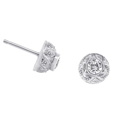 Diamond Earrings 3010 Ear 14K