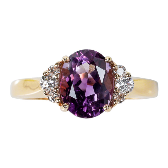 Gemstone Ring 3840 OV AM