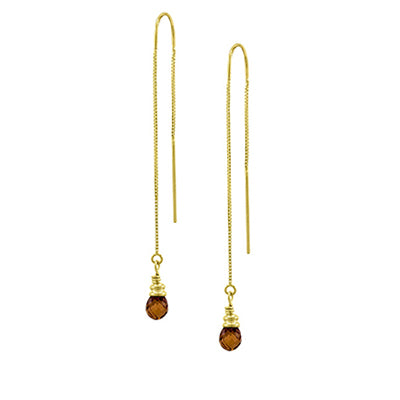 Gemstone Earrings 4400 Ear BR CIT