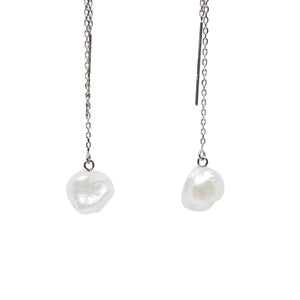 Pearl Earrings 4400 PAM