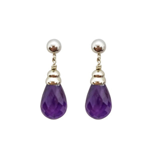 Gemstone Earrings 4404 Ear AM