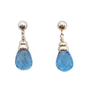 Gemstone Earrings 4404 Ear TB