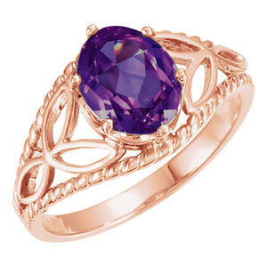 Gemstone Ring SS787034 AM