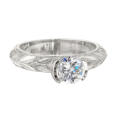 Bridal Ring 8047 14KW