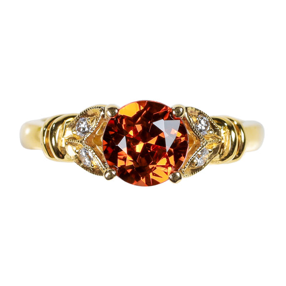 Gemstone Ring 9014 RD GMA