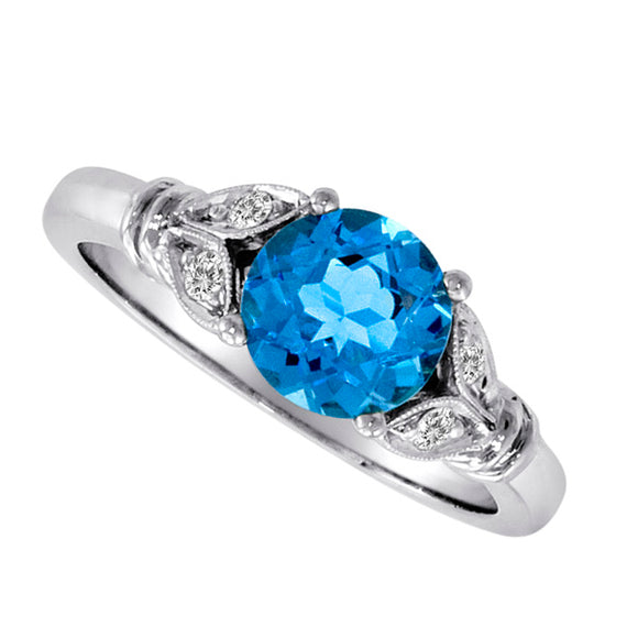 Gemstone Ring 9014 RD TB