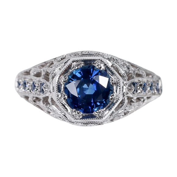 Gemstone Ring 9088 RD SB