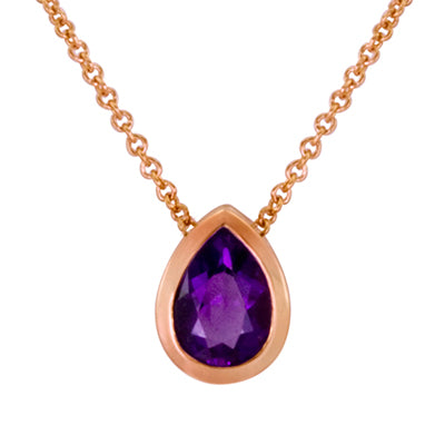 Gemstone Pendant SS7822017 Pend AM