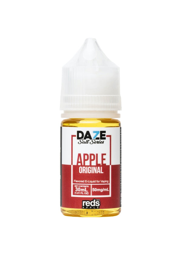 Reds Apple 7 Daze Salt Apple