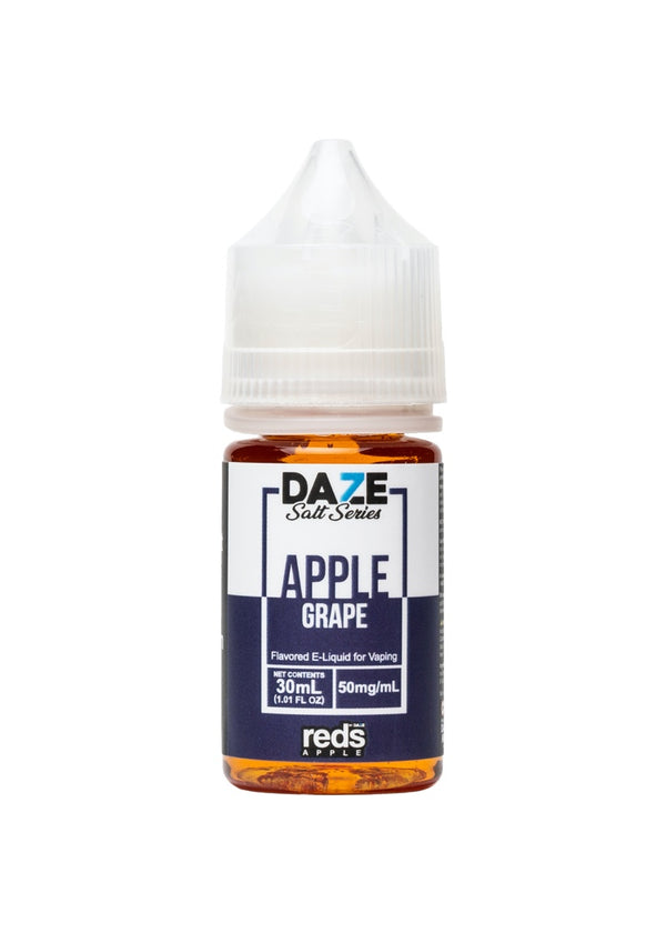 Reds Apple 7 Daze Salt Grape