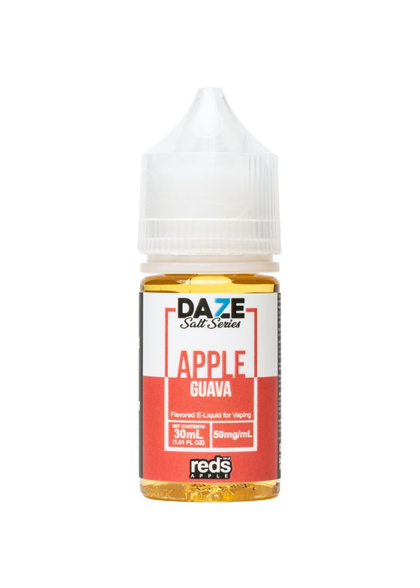 Reds Apple 7 Daze Salt Guava