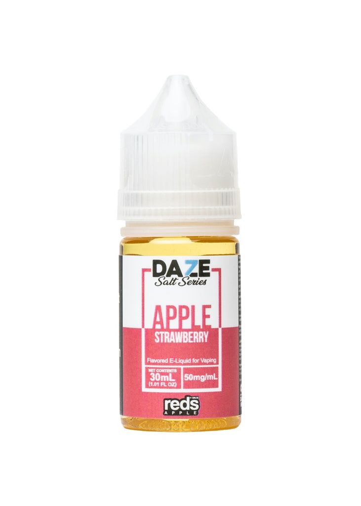 Reds Apple 7 Daze Salt Strawberry