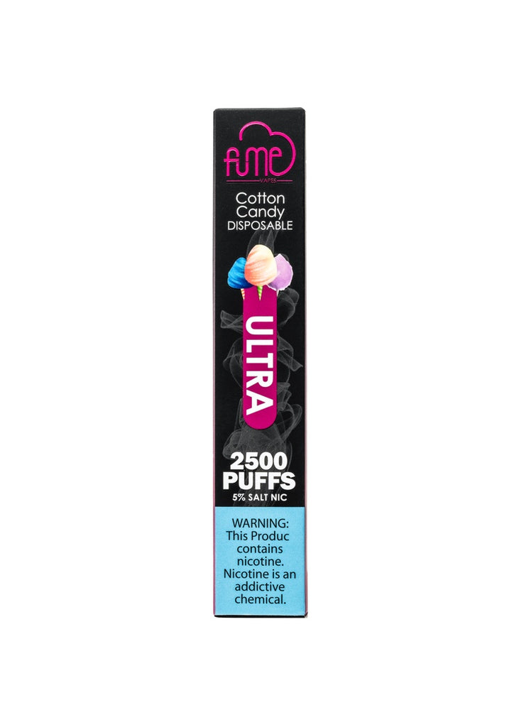 Fume Ultra 2500 Cotton Candy