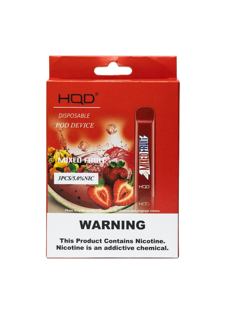 HQD Cuvie Mixed Fruit