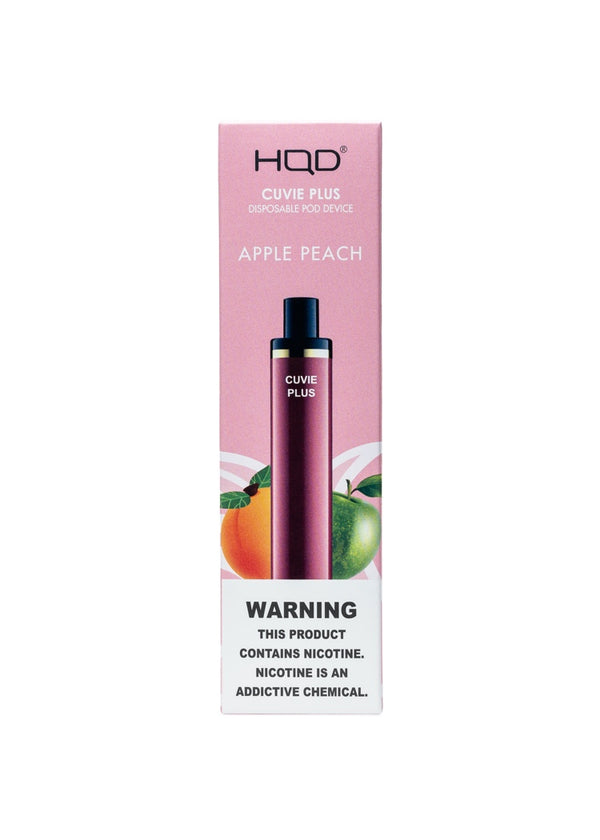 HQD Cuvie Plus Apple Peach