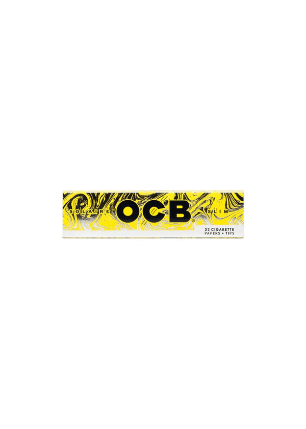 OCB Solaire Papers with Tips