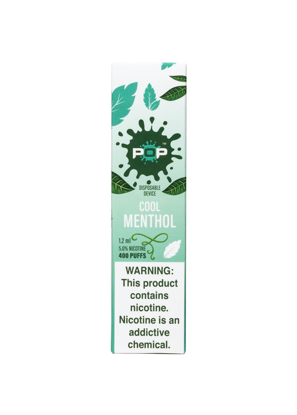Pop Bar Cool Menthol