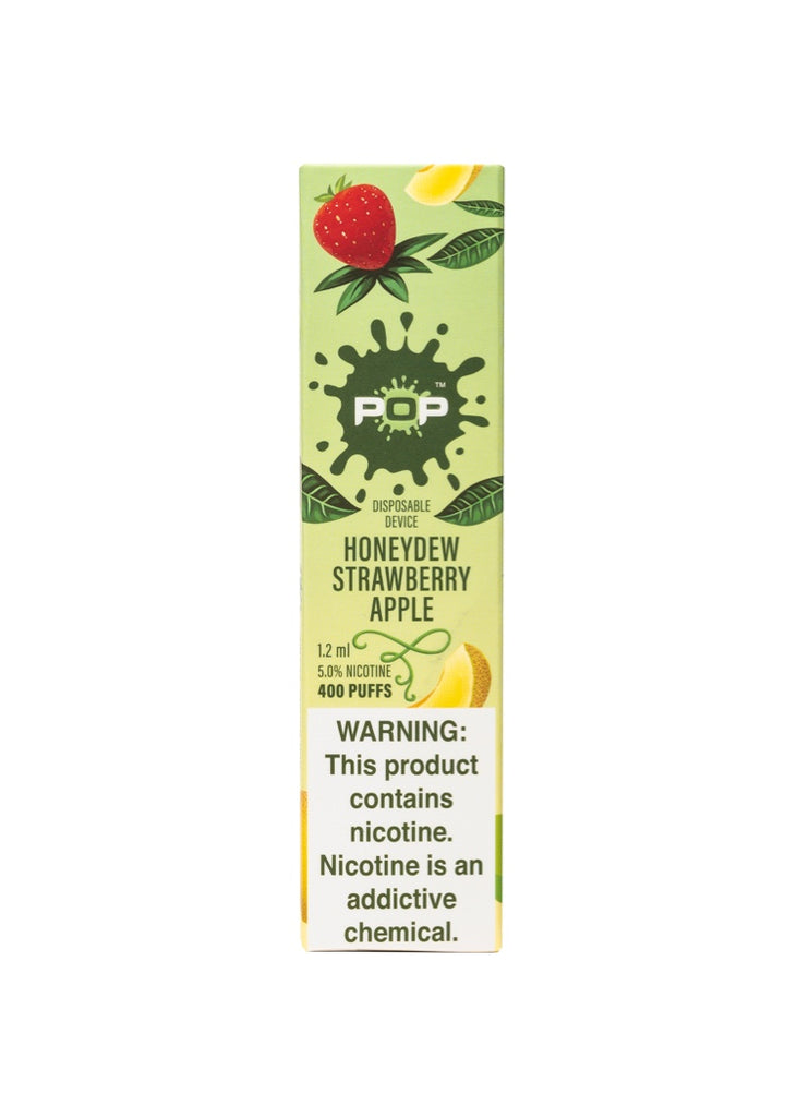 Pop Bar Honeydew Strawberry Apple