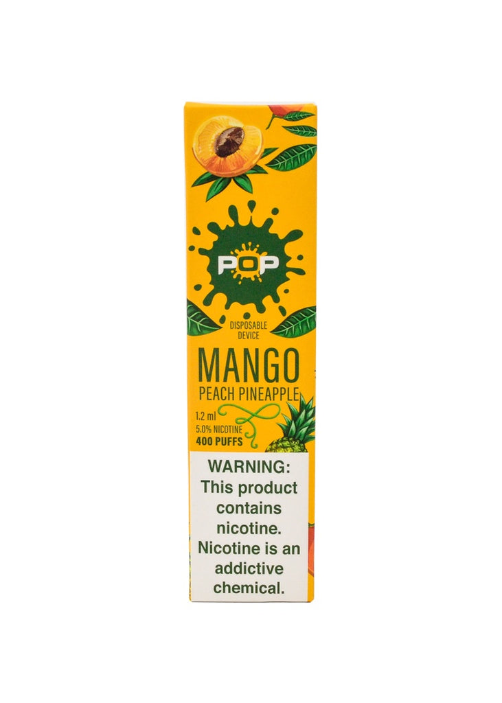 Pop Bar Mango Peach Pineapple