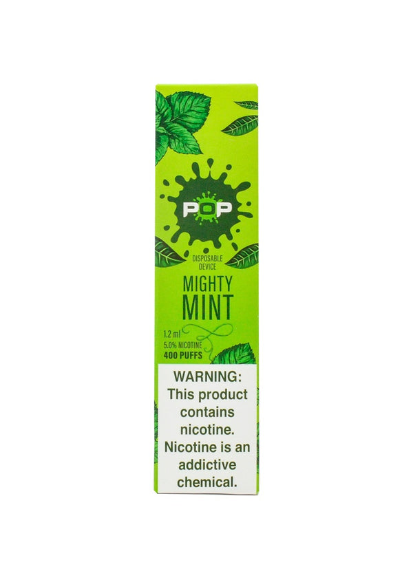 Pop Bar Mighty Mint