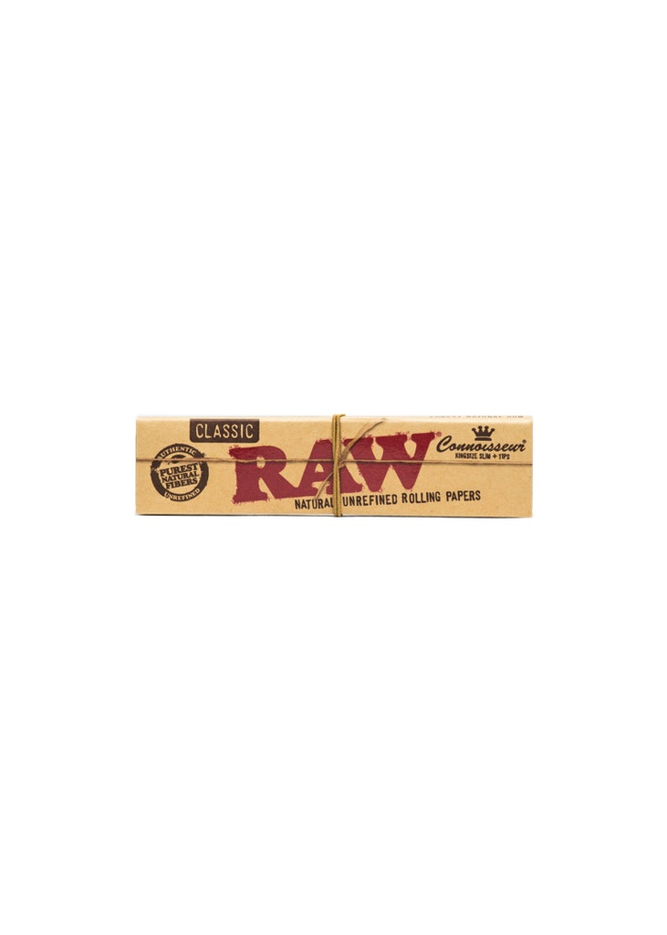 RAW Classic Kingsize Papers with Tips